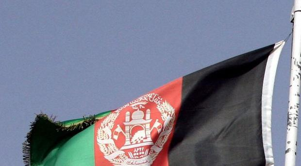 Six officers have been killed by Taliban insurgents in Afghanistan