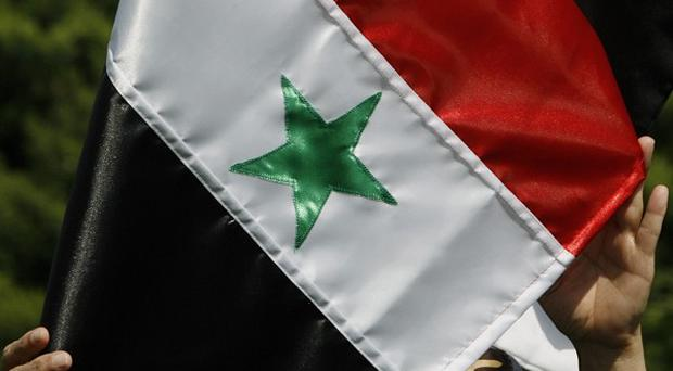 Syrian forces have regained control of Otaybah, east of Damascus