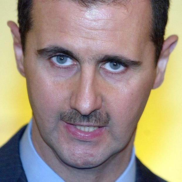 US intelligence believes President Bashar Al-Assad's regime is likely to have used chemical weapons