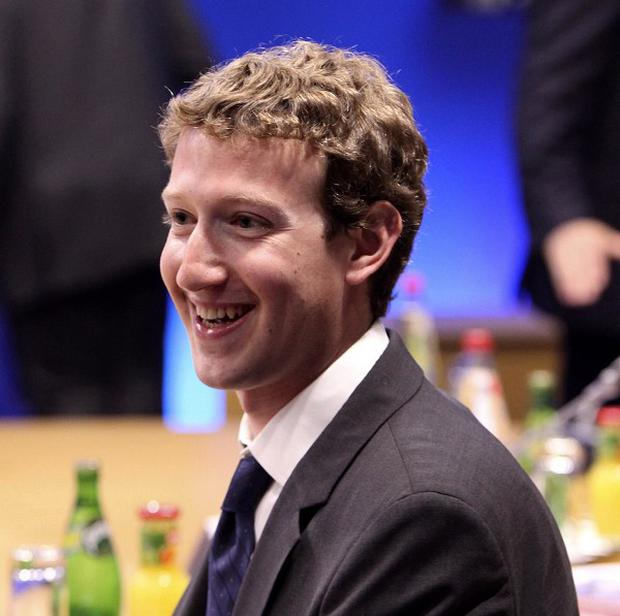 Mark Zuckerberg started Facebook in his Harvard University room in 2004