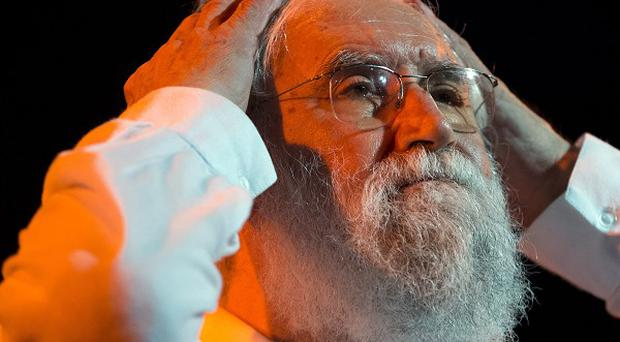 Pope Francis has what it takes to fix a church 'in ruins', liberation theologian Leonardo Boff said (AP/Victor R Caivano)