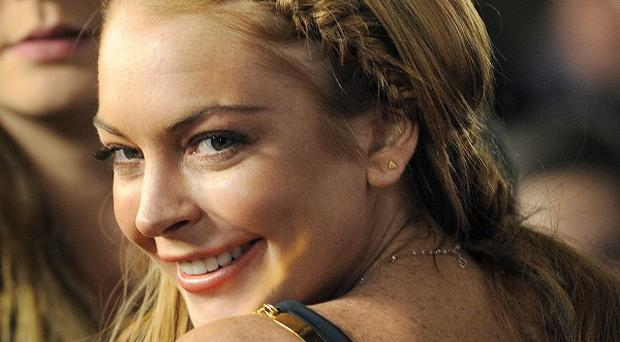 Lindsay Lohan has entered rehab in the US