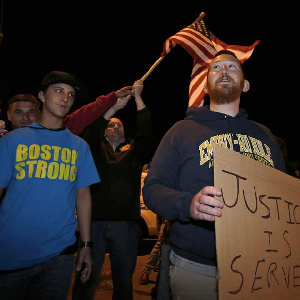 Undetakers have faced protests for handling funeral arrangements for Boston bombings suspect Tamerlan Tsarnaev (AP)