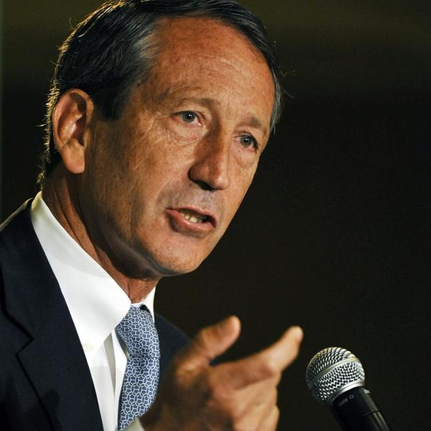 Fallen US presidential hopeful Mark Sanford is running for public office again (AP)