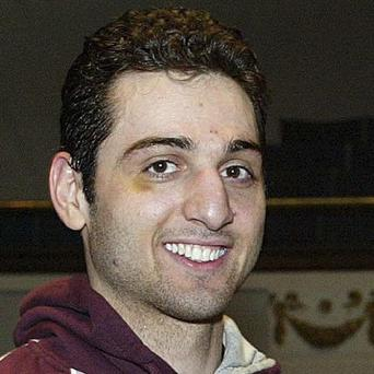Tamerlan Tsarnaev was killed in a police shootout days after the April 15 bombings in Boston (AP/The Lowell Sun, Julia Malakie)
