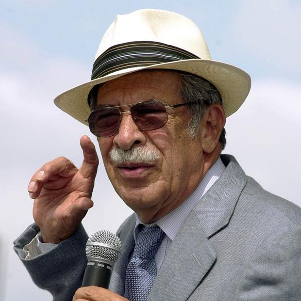 Efrain Rios Montt is the first former Latin American leader ever found guilty on charges of genocide and crimes against humanity (AP/Moises Castillo)