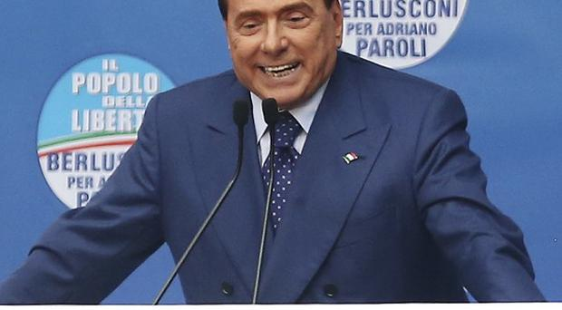 Silvio Berlusconi's sex for sale trial is in its final stages (AP)