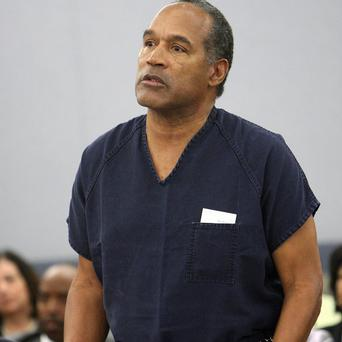 OJ Simpson has begun an appeal against his robbery conviction (AP)
