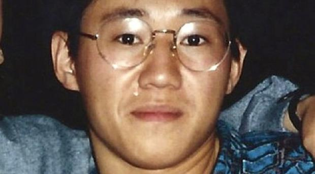 Kenneth Bae was accused of trying to establish an anti-Pyongyang base in North Korea (AP)