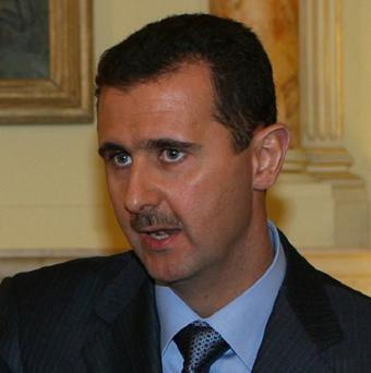 Syria president Bashar Assad's regime is accused of escalating use of heavy weapons