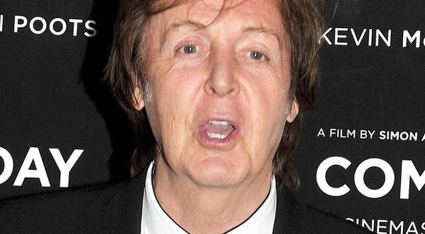 Sir Paul McCartney has urged authorities in Russia to consider releasing members of jailed punk band Pussy Riot on parole