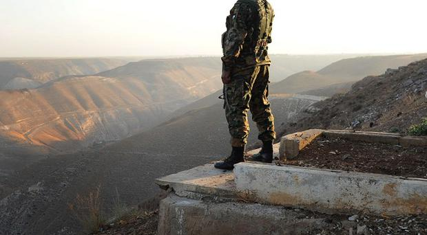 There are more signs that the Syrian civil war is spilling over the country's borders