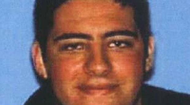 John Zawahri, who police have identified as the gunman in Friday's deadly rampage at Santa Monica College (AP/Santa Monica Police Department)