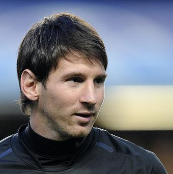 Lionel Messi is facing an income tax probe