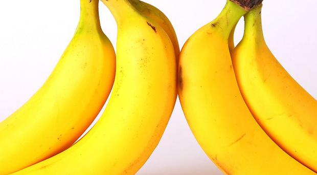 Banana crates at a Danish supermarket were full of cocaine