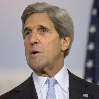 Secretary of State John Kerry is believed to be among the most forward-leaning members of the US administration on Syria (AP)