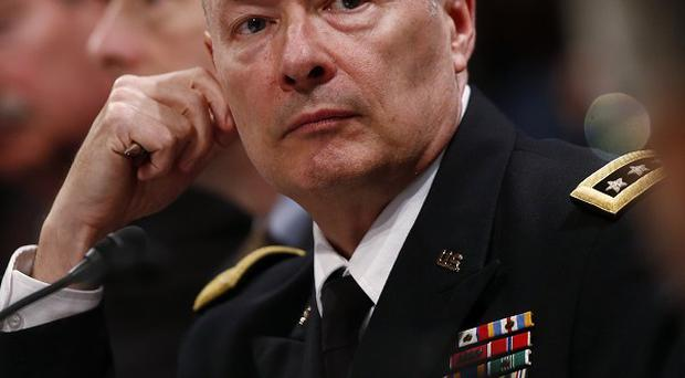 NSA head Keith Alexander has defended US intelligence programmes (AP)