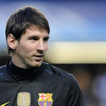 Lionel Messi is strongly fancied to win the Ballon d'Or for a fifth successive year