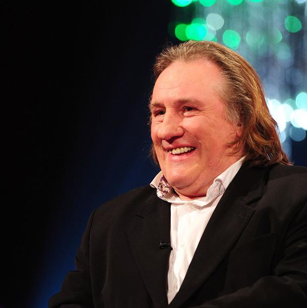 Gerard Depardieu's lawyer said he plans to appeal against a fine and driving ban