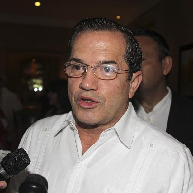 Ecuador's foreign minister Ricardo Patino has said an asylum decision on Edward Snowden could take months (AP)