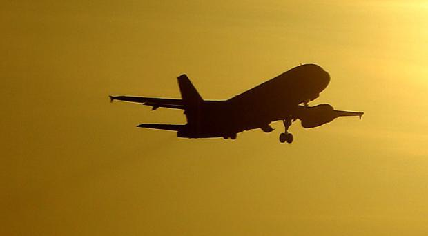 Federal Aviation Administration is investigating a 'terrifying' near-miss