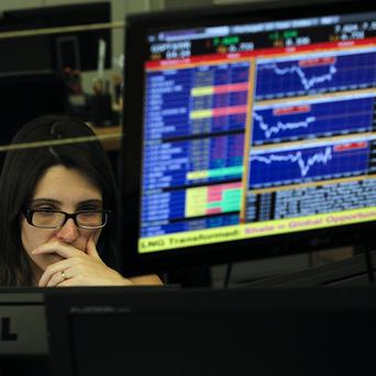 Portugal's financial markets went into a steep nosedive as the government teetered on the verge of collapse (AP)