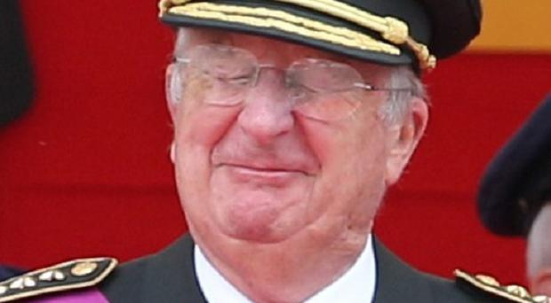 Belgium's King Albert is to abdicate in favour of his son (AP)