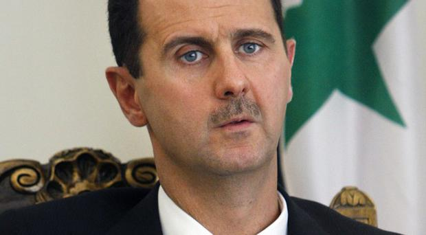 Syrian President Bashar Assad says his opponents have failed to overthrow his regime (AP)
