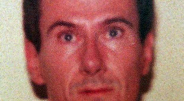Simon Hennessy absconded from Leyhill open prison in 1998