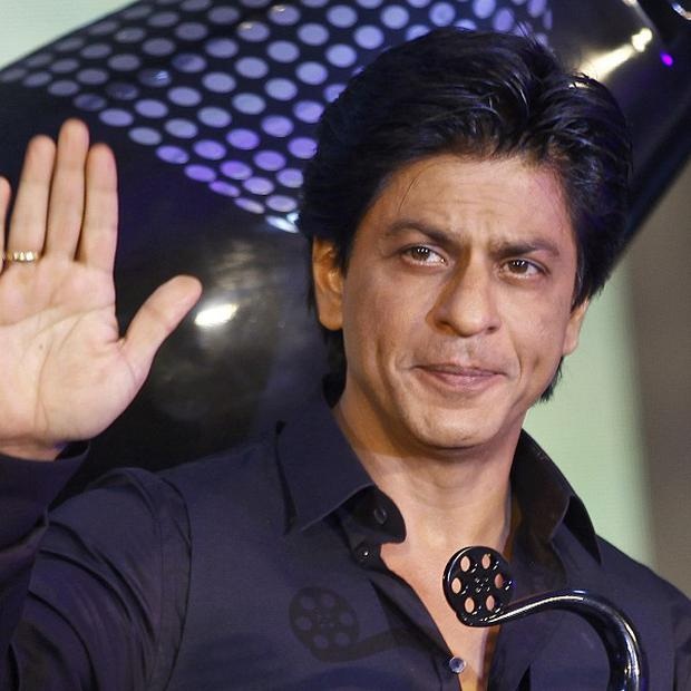 Bollywood actor Shah Rukh Khan insisted 'there was no sex determination for our child' (AP)
