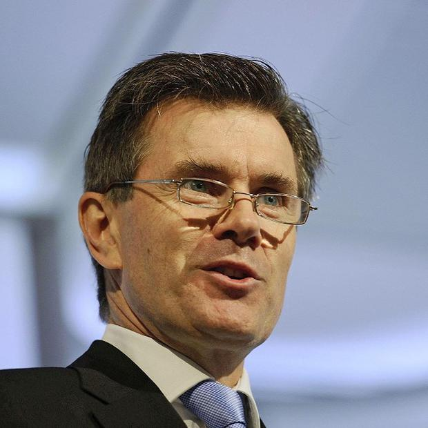 MI6 chief Sir John Sawers said there was the risk of 'a highly worrying proliferation around the time of the regime fall' in Syria