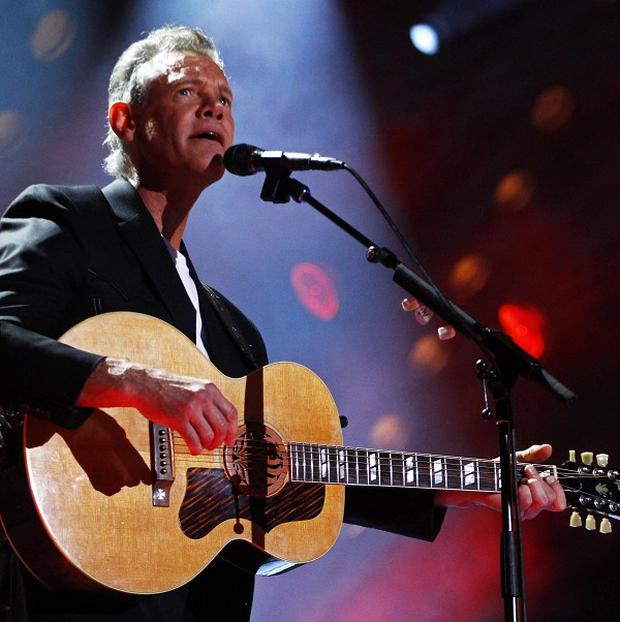 Randy Travis is in critical condition after brain surgery (Wade Payne/Invision/AP)