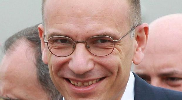Italy's Prime Minister Enrico Letta said the comments were unacceptable
