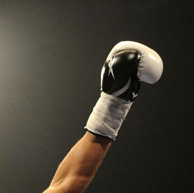 There was a stampede in Indonesia after a local boxer lost a championship match