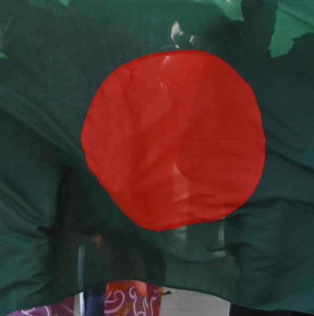 A former Islamic party leader has been jailed for crimes against humanity in Bangladesh