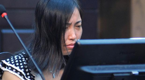 Tang Hui has received compensation from a Chinese court