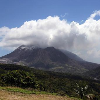 Montserrat has been devastated by volcanic eruptions since 1995