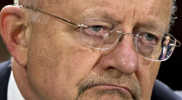 James Clapper said the renewal is aimed to to make more information about the recently-declassified programmes as public as possible (AP/J Scott Applewhite)