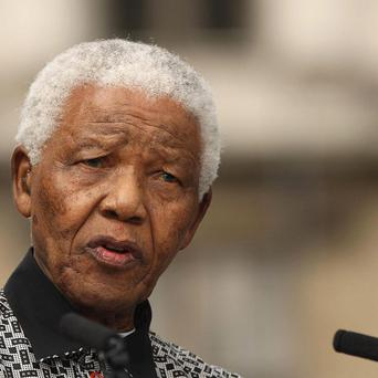 Nelson Mandela's condition is reportedly improving