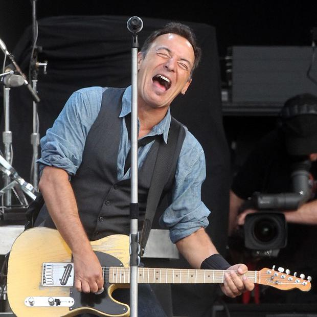 Bruce Springsteen is among those calling for Pussy Riot's release