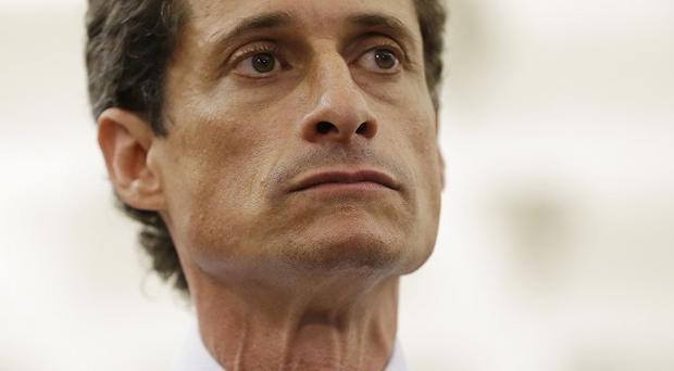 New York mayoral candidate Anthony Weiner is facing another sex texting scandal (AP)