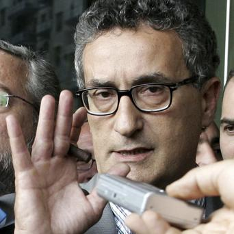 Franco Roberti has been named as Italy's national anti-Mafia prosecutor (AP)