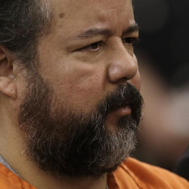 Ariel Castro will spend the rest of his life in jail for abducting and holding captive three women (AP)