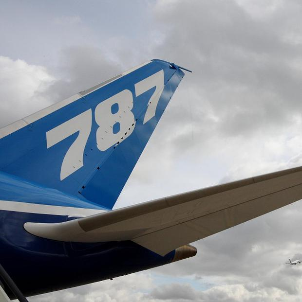 Problems were discovered with the transmitters on Boeing's Dreamliner 787 jets
