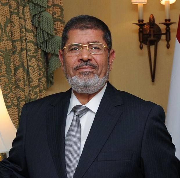 Former Egyptian President Mohamed Morsi was ousted in a military coup earlier this month