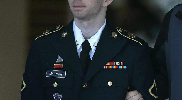 Bradley Manning is due to hear the verdict in his secrets leak trial (AP)