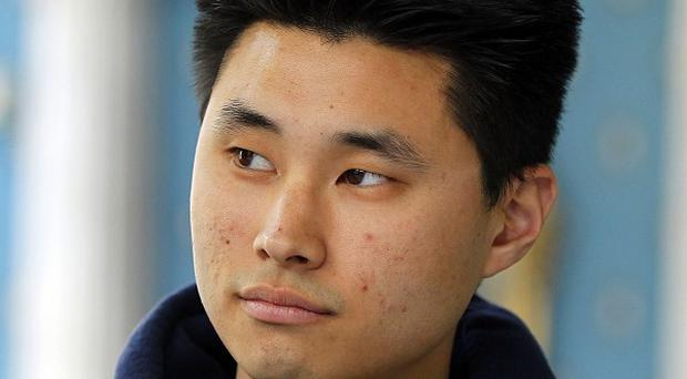 Daniel Chong was apparently forgotten in US Drug Enforcement Administration holding cell for more than four days (AP)