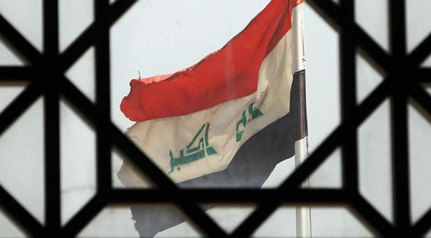 Several people have been killed after two bomb attacks hit mosques in Baghdad