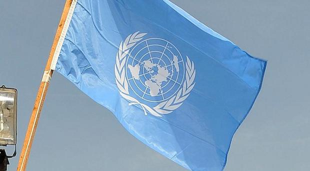United Nations experts will go to Syria to probe alleged attacks using chemical weapons, a spokesman said