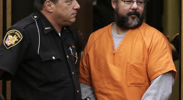 Ariel Castro will be sentenced after imprisoning three women in his home, subjecting them to a decade of rapes and beatings (AP)